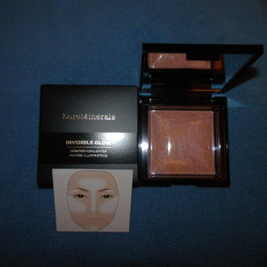 bareMinerals Invisible Glow Powder Highlighter NEW